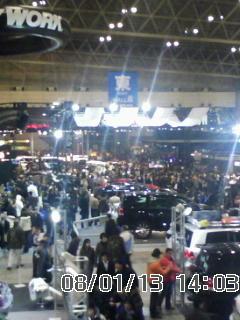 東京オートサロン2008 現地リポート