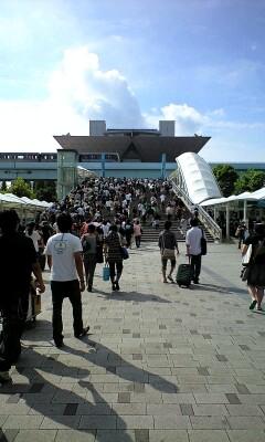 【C74】夏コミ二日目 現地リポート その1